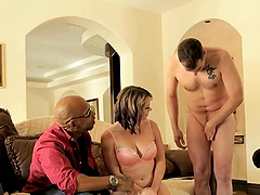 Shane Diesel And Sierra Sanders Have..