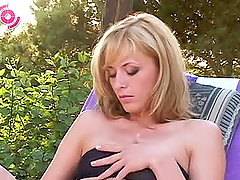 Fingering Lesbians & A Sex Toy.