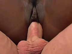 Ebony Jada Fire gets her tight asshole..