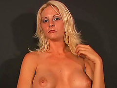 Sindy Lange toys bisexuals with a..
