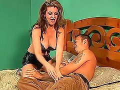 Nasty Raquel Devine Gives Head And..