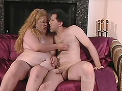 Mature BBW Gets Viciously Pussy..