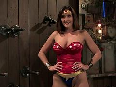 Wonder Woman Christina Carter..