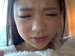 Kana Tsuruta Is A Very Cute Asian Teen..