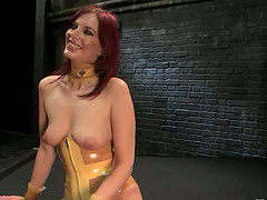 Marsha Lord gets humiliated and toyed..