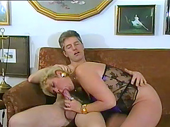 Mature Amateur Couple Has Some Dirty..