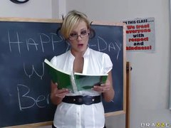Teacher is a dirty slut