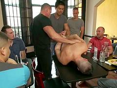 Bad waiter Nico gets humiliated and..