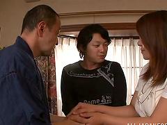 Banging Busty Japanese Mizuki Ann..