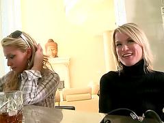 Blonde MILF Jessie Fontana In Hot..