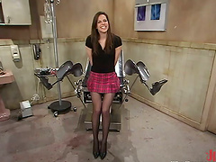 Bobbi Starr gets tormented and fucked..