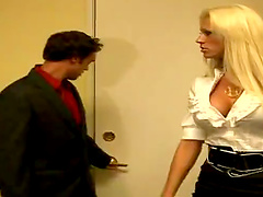 Gorgeous and kinky Tanya gets a job..