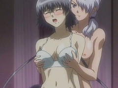 Busty Anime Babes Having Lesbian Sex..