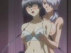 Busty Anime Babes Having Lesbian Sex..