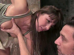 Hot Hardcore Fucking for Tied Up and..