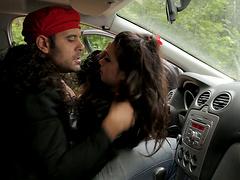 Sex Criminals Kidnap A Hot Bitch And..