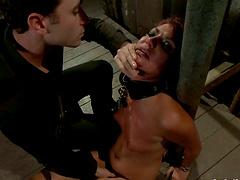 Cassandra Nix enjoys some naughty..