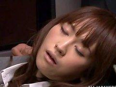 A weird sleeping teen is woken in the..