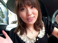 Stunning Rin Sakuragi gives nice..
