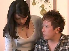 Miki Sato gets her pussy licked,..