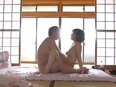 Cutie Nanako Mori is having sex with..