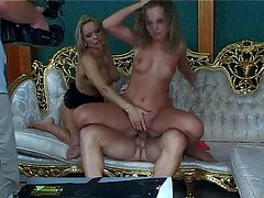 Backstage of My daughter is a whore we..