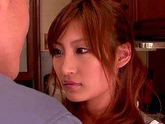 Kirara Asuka gets toyed with a..