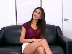 Veronica Rodriguez enjoys some naughty..