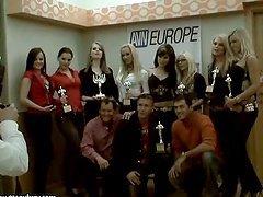 European Pornstars and Crew..