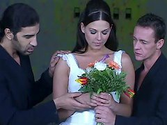 Sluttiest Bride Simony Diamond Double..