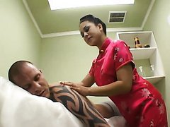 Naughty Masseur With Big Jugs Gives..