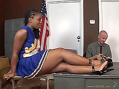 Interracial Office Sex On The Desk For..