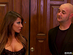 Gorgeous milf Madison Ivy blows and..