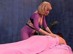 Nina Hartley Is A Mature Bitch Who..