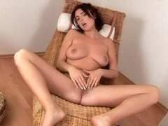 Stracy Stone sultry solo girl video