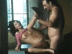Vintage Italian hardcore movie