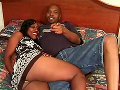 Sexy Ebony MILF Gets Her Black Butt..