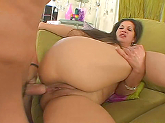 Shasta gets anal and regular after a..