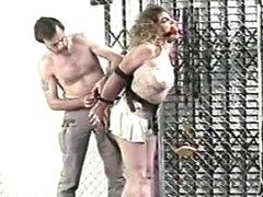 Compilation of retro bondage porn