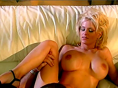 Juicy Tina Cherie Gets Her Pussy..
