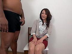 Fucktastic Japanese MILF gets fucked..