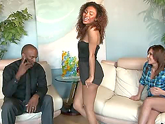 Interracial Swingers haivng an amazing..
