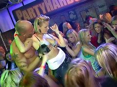Party scene is hardcore bliss
