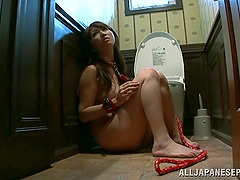 Gorgeous Asian Slave Is Forced To Suck..