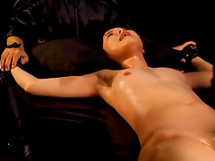 Gorgeous Wakaba Onoue Plays BDSM Games..