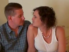 Real amateur couple homemade hardcore..