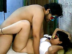 Sexy Savita is fucking with her bf