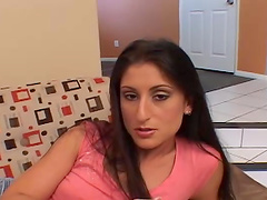 Sexy Latina Gets A Rough DP In This..