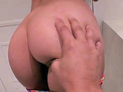 Esmi Lee is fucked by her piano..