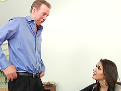 Mark Wood Gets A Tasty Blowjob By..